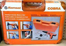 New Ramset Cobra Semi Automatic Powder Actuated Tool Part 06941