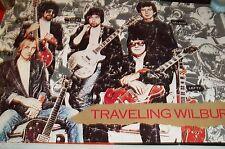 The Traveling Wilburys Poster George Harrison Roy Orbison Bob Dylan Wilbury's RR