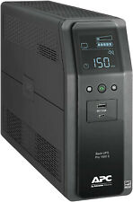 New Apc Ups Br1500Ms Avr Battery Backup Surge Protector Uninterruptible Power