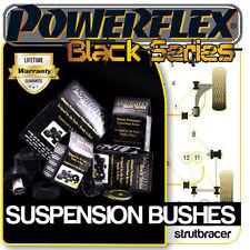 fits Subaru Impreza Turbo WRX STI (GC GF 93-00) POWERFLEX BLACK SERIES BUSHES