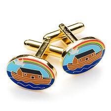 New Super Quality Masonic Royal Ark Mariner Cufflinks RAM