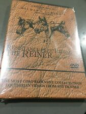 Resistance Free Riding �The Reiner� Dvd Richard Shrake's Master Series