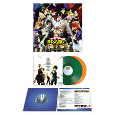 My Hero Academia Heroes Rising Vinyl Soundtrack