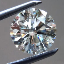Loose 0.05 Ct Natural Earth Mined Round Cut G Color VVS Clarity Rare Diamond