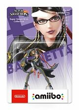 Amiibo Bayonetta Player 2 P2 Personaggio Figure NINTENDO