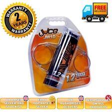 Juice JW1D 1.2 Farad Power Cap capictor with digital voltage display