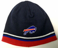 NFL Buffalo Bills Reebok Cuffless Knit Hat Beanie Cap NEW!!