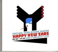 (DF892) Festival Voor Nieuwe Muziek, Happy New Ears - 2003 DJ CD