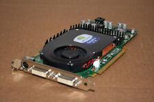 Dell t9099 256 MB Quadro fx3450 Dual Dvi Pci-e tarjeta de gráficos