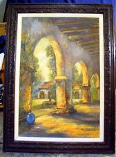 Ruby Dobesh , oil on canvas , XL , framed