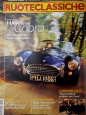 Ruote Classiche 160 2002 Com'è la Hawk Cobra. Dossier: Fiat 125. Aston M.  [Q73]