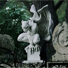 Medieval Vampire Gargoyle Guardian Statue Gothic Large