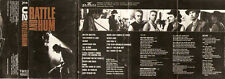 U2 Rattle And Hum Argentina Cassette 1988