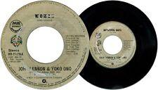 Philippines JOHN LENNON & YOKO ONO Woman 45rpm Record