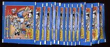 15 pochettes PANINI...LE MONDE DE MICKEY & DONALD