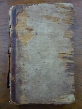 1811 GOD'S TERRIBLE VOICE in the CITY Thomas Vincent PLAGUE & FIRE Bridgeport CT
