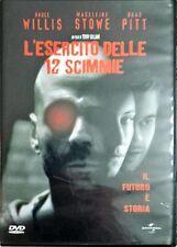 L' esercito delle 12 scimmie (1995) DVD