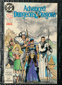 Advanced Dungeons And Dragons #1-36 Annual 1 Plus Extras VF/NM
