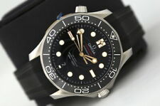 Omega Seamaster James Bond Limited Edition Co-Axial Master Chronometer Watch