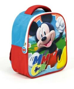 Cartable Mickey Mousse Disney Sac A Dos Ecole Maternelle