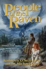 North America's Forgotten Past Ser.: People of the Raven by W. Michael Gear and Kathleen O'Neal Gear (2004, Hardcover, Revised edition)