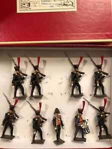 CBG Mignot: Boxed Set - French Marines Of The Guard, c1812.  Post War