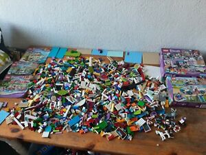 lot de 4,2 kg de lego friends