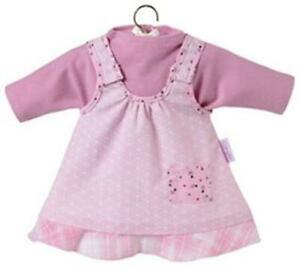 """Corolle Charming Pink Dress Set, 14 to 15"""" Baby Doll Outfit NRFP"""
