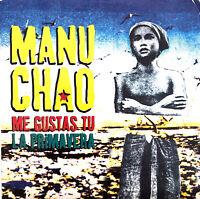Manu Chao CD Single Me Gustas Tu / La Primavera - France (VG+/EX)