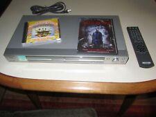 Sony Dvp-Ns425P Cd/Dvd Player - Original Remote & Extras.