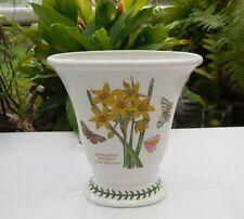 Vintage Portmeirion Botanic Garden Small Narcissus Vase c1995-99
