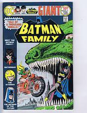 Batman Family #3 DC 1976