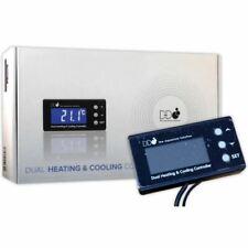 D-D Dual Heating & Cooling Controller Marine Reef Aquarium Marine Fish Tank