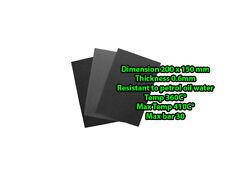 Gasket Paper Material Sheet 20x15cm 0.6mm Petrol Gasoline Oil Fuel Resistant