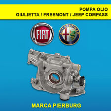 POMPA OLIO MARCA PIERBURG PER ALFA ROMEO GIULIETTA 1.6 2.0 FIAT FREEMONT JEEP