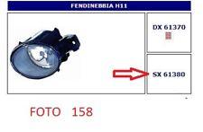 61380 FARO FENDINEBBIA (FOG LAMPS) SX RENAULT CLIO-ESPACE-KOLEOS-LAGUNA-MASTER