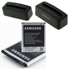 Batterie Pile Samsung EB425161LU + Station de Charge Galaxy S Duos (GT-S7562)