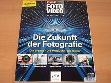 CHIP FOTO VIDEO Sammler-Edition. Die Zukunft der Fotografie Sonderausgabe 2016!