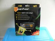 Npower Fission Digital Music Player Spongebob Squarepants 1GB - NEW