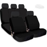 For Kia New Semi Custom Car Seat Covers Set Support Split Rear Seat