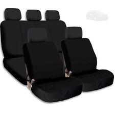 New Semi Custom Car Seat Covers Set Support Split Rear Seat For Kia