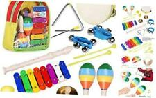 Toddler Musical Instruments Toys- Premium Accurately Tuned Percussion Musical