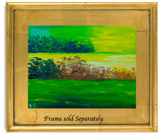 Abstract Modern Natasha Petrosova Original Oil Painting Impressionism 023