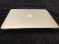 "MacBook Pro 13"" Core I5, 2.3GHz/2.4GHz, 8GB RAM, 120GB SSD, MacOS Catalina! NICE"