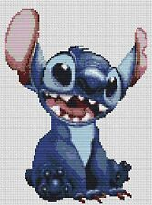 Stitch Counted Cross Stitch Kit Disney/Film Character