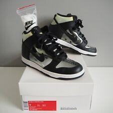 Nike Dunk High CDG Comme Des Garcons Clear US7 Eur40