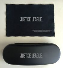 Justice League Glasses Spectacle Case plastic protective Hard Childrens + Cloth