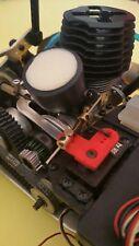 filtro aria auto a scoppio motore 1/8 1/10 nitro air filter Himoto Mugen Kyosho