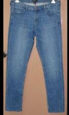 H56:New €25.99 MANGO Women Stretchy Jeans Denim Pants-Size 34
