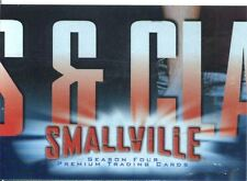 Smallville Season 4 Lois And Clark Chase Card LC-6
